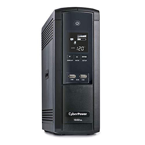CyberPower BRG1500AVRLCD Intelli...