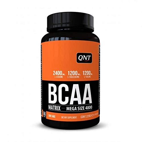 Qnt Matrix BCAA 4800, Unflavored, 0.22 kg