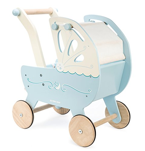 Le Toy Van Honeybake Wooden Moonlight Pram