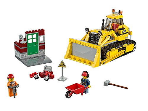 LEGO City 60074 - Bulldozer