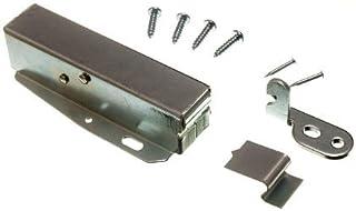 Trade Supplies-UK - Sistema de apertura para puertas con mecanismo de muelles (incluye tornillo e instrucciones)