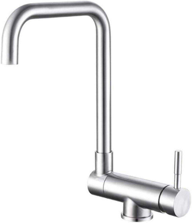 Taps Kitchen Sinkmono Spout Basinhot and Cold Kitchen Faucet