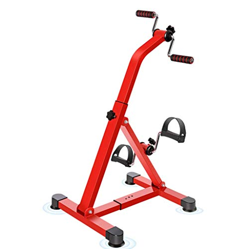 Nfudishpu Fold Rehabilitation Bicycle, Limbs Portable Pedal Ginnico Home Work Office Lounge