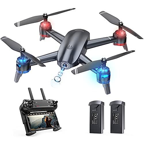 TOMZON Drohne mit Kamera 1080P HD für...