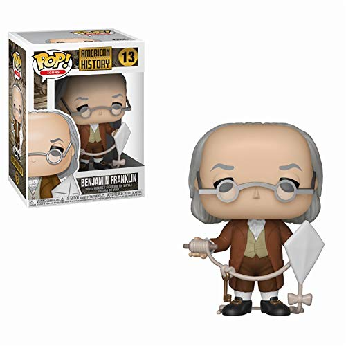 Pop Benjamin Franklin Vinyl FI