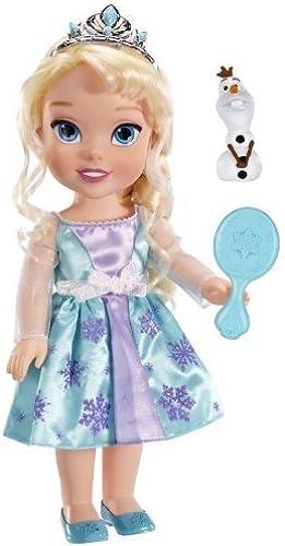 apresurado a ver Disney Frozen Elsa Toddler Doll- Doll- Doll- Pre-Movie Release by Disney Frozen  precio al por mayor