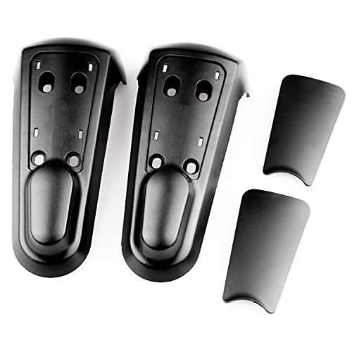 Vestigia - Cubierta de Horquilla Delantera Reemplazo Para Segway ES1 ES2 ES3 ES4 (par) - Ninebot Scooter Eléctrico - Repuestos para E-scooter