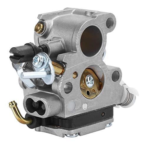 UGUTER Go Kart Carburetor Piezas de Repuesto del carburador Ajuste para 435 440 506450501 Motosierra Accesorio Carburador 125cc (Color : As Shown)