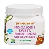Best Sugar Substitutes - Purecane Sugar Substitute Canister, Purecane, 9.8 Oz Review