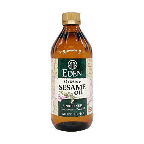 Eden Foods Organic Sesame Oil, 16 Fl Oz