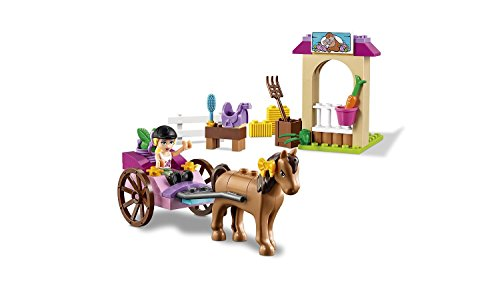 LEGO 10726 Juniors Stephanie's Horse Carriage Construction Set
