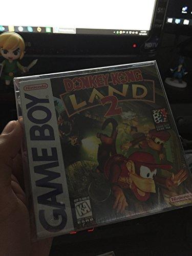 GB Donkey Kong Land 2