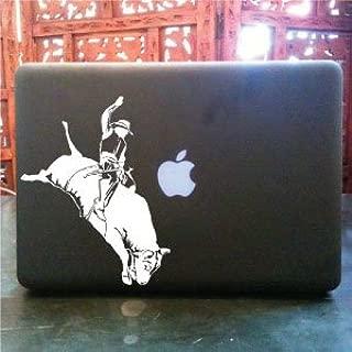 PBR Bull Riding vinyl decal small