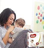 Huggies Windeln Ultra Comfort Baby Größe 3 Monatsbox, 1er Pack (1 x 168 Stück) - 9