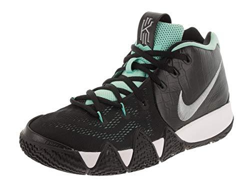 Nike Kids Kyrie 4 (GS) Tropical Twist/Metallic Silver Basketball Shoe...