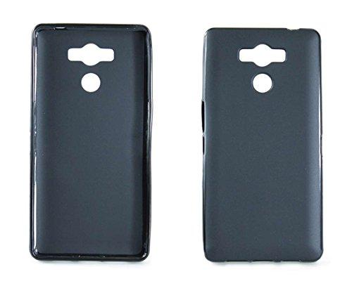 caseroxx TPU-Hülle für Elephone P9000, Handy Hülle Tasche (TPU-Hülle in schwarz)