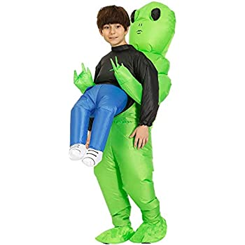 xiegons0 Alien Pick Me Up Inflable Disfraz Alien Inflable Traje ...