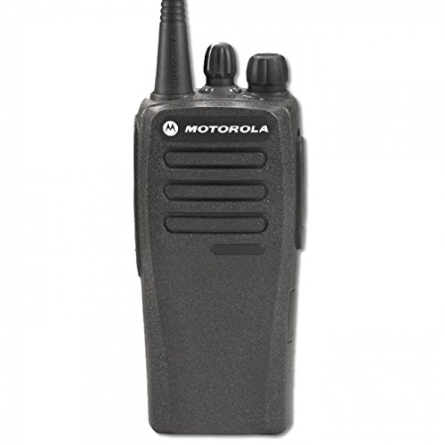 CP200D AAH01JDC9JA2AN Original Motorola Digital & Analog VHF 136-174 MHz Portable Two-Way Radio 16 Channels, 4 Watts - Complete Original Package - 2 Year Warranty
