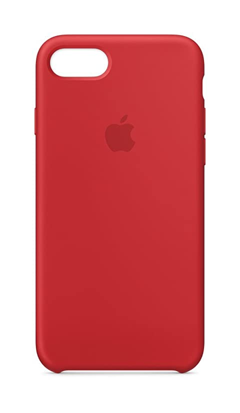 Apple Silicone Case (for iPhone 8 / iPhone 7) - (PRODUCT)RED