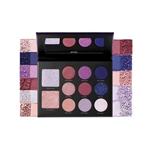 MILANI Gilded Violet Eye & Face Palette
