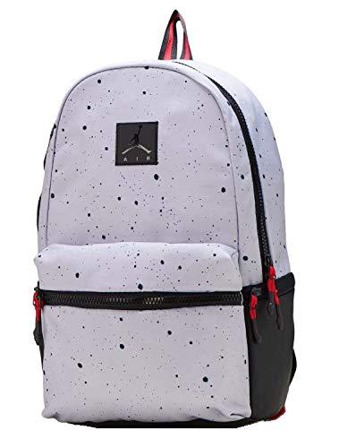 Jordan Jumpman Unisex Lifestyle Backpack (One Size, Wolf Grey)