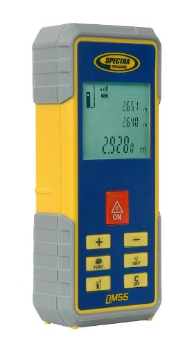rabo - Telémetro láser Electronic Qm55, gama 0,1-50M, prec