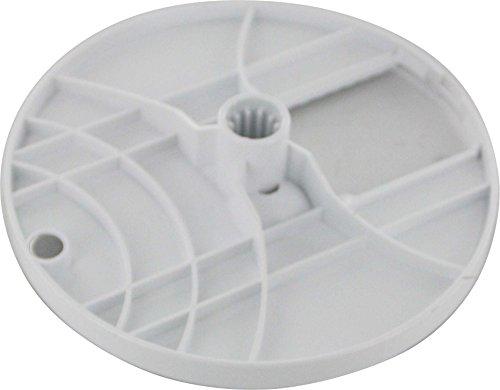 Trägerscheibe 00649584 kompatibel mit Siemens, Bosch Küchenmaschine