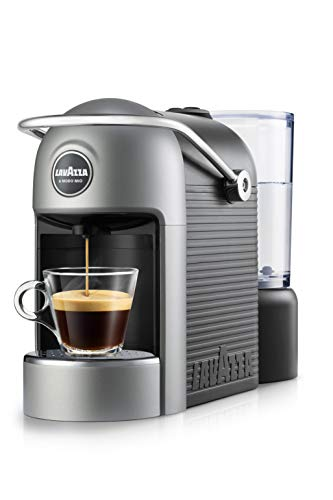 Lavazza Macchina Caffè Jolie Plus, 1250 Watt, Gun Metal Grey