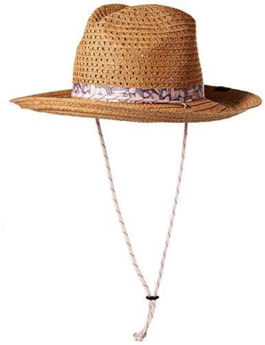 Columbia 1768411 Bella Falls Straw Hat Sombrero trenzado Mujer, orgánico (papel)