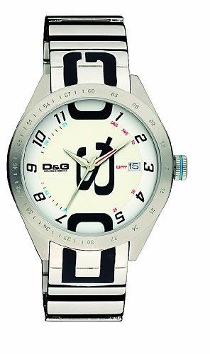 D&G Dolce&Gabbana Herren-Armbanduhr DW0318