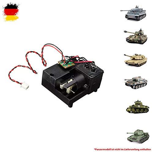 Himoto HSP Original Rauchgenerator für Heng Long RC Panzer Modelle u. a. für German Tiger, German Panther, Königstiger, T34/85, Abrams M1A2, US M4A3 Sherman, Ersatzteil Smoke Generator