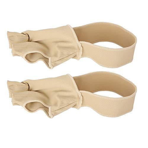 BLLBOO 1 Paar Hallux Valgus Corrector Thumb Toes Separator Bunion Adjuster Orthesen L