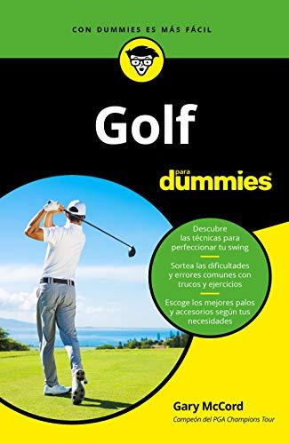 Golf para Dummies (Sin colección)