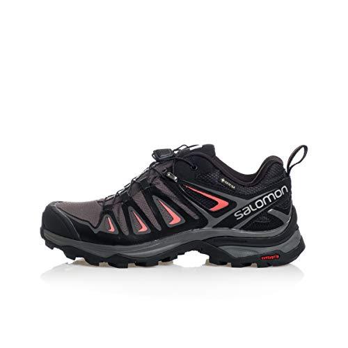 Salomon X Ultra 3 Gtx W, Chaussures de Randonnée Basses Femme, Multicolore...