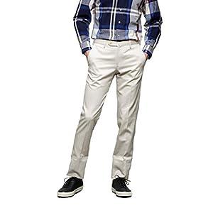 [ニューヨーカー] パンツ コットン チノ ノータック 白 85cm 112888800185