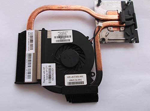 Ellenbogenorthese-LQ Ventilador de CPU Nuevo Ventilador de refrigeración de CPU con reemplazo de disipador de Calor para HP Pavilion DV6-7000 DV7-7000 P/N: 682060-001 Accesorios UMA.