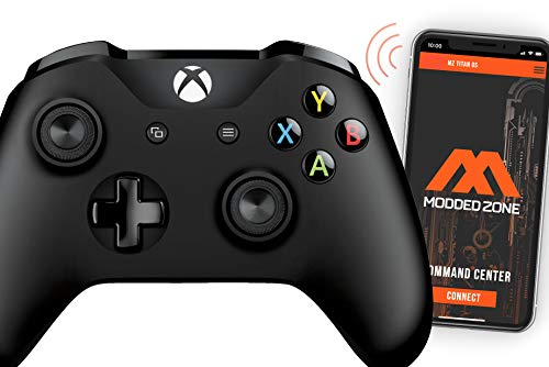 Smart Rapid Fire Custom Modded Controller for Xbox One S Mods FPS Games COD Warzone and More. Control and Simply Adjust Your mods via Your Phone! Most Advanced modded Controller Ever.