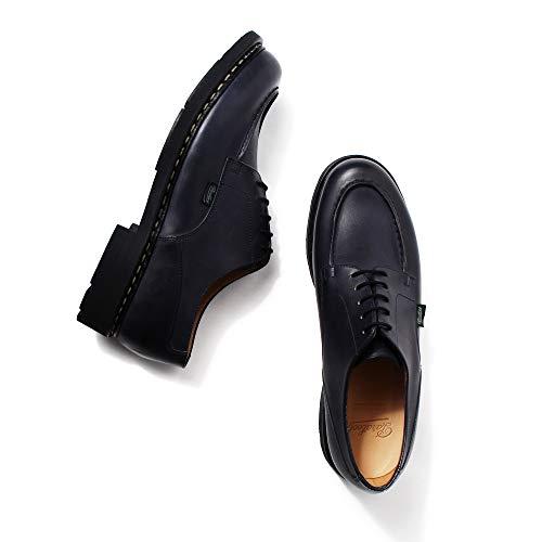 [パラブーツ] Chambord シャンボード Uチップ レディース メンズ Nuit 710710 レザーシューズ ネイビー 革靴 UK10H/JP29cm [並行輸入品]
