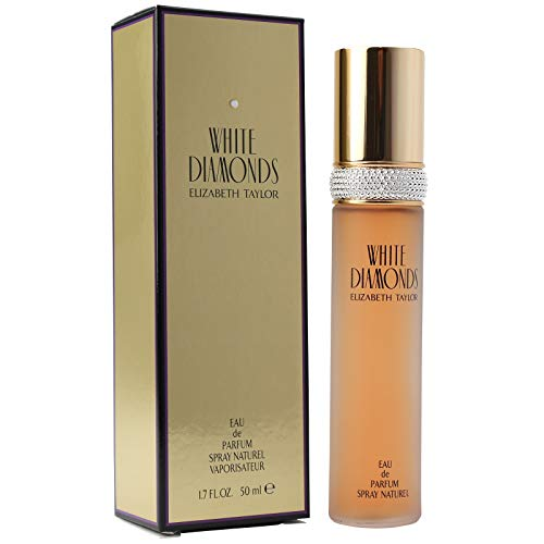 White Diamonds fur DAMEN von Elizabeth Taylor - 50 ml Eau de Parfum Spray