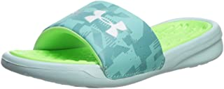 Under Armour Kids' Playmaker Jagger Slide Sandal