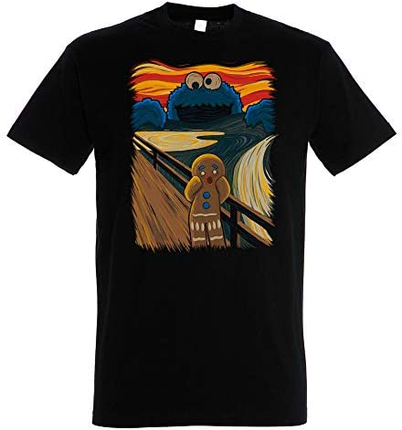 Camiseta The Cookie Muncher – Cookie Monster - Muppets