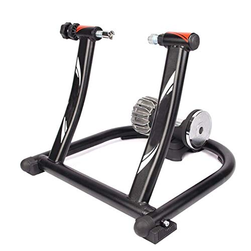N/Z Home Equipment Bike Resistance Trainer Flüssigkeitswiderstand Fahrrad Turbo Trainer Stand Stummes Fahrrad Indoor Folding Fitness Trainingsgestell Reitplattform Indoor Stationärer Übungsständer