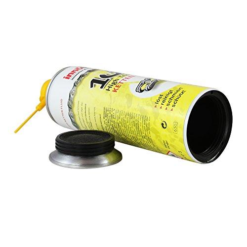 Lattina nascondi valori, adatto per nascondere il denaro, nel design di una bomboletta spray, design a scelta, Innotech Kettenfluid