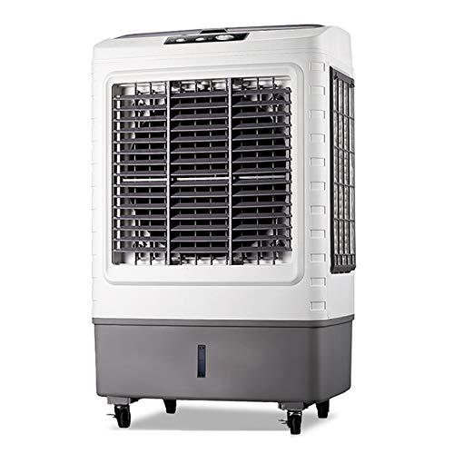 FANS MAZHONG Großes Luftvolumen Lüfter Industrieklimaanlage Lüfter Wassergekühlte Gewerbehaus Mobile Kleine Klimaanlage -200W