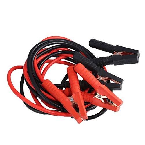 2.5/4 metros Cable de Batería de Batería Cable Automóvil Recuperación AUTOMÓVIL DE EMERGENCIA IGNITACIÓN DE EMERGENCIA STARTER STARTOS CAMBIO PARA VAN DE CAJA PASO DE PASO (Color Name : 4 Meters)
