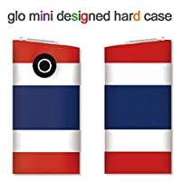 glo mini用ハードケース【ANA-Lyn】国旗 タイ 完全国内受注生産品 glo mini オリジナル グローミニカバー ケース