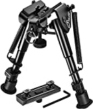 Best Ar Bipods - CVLIFE 6-9 Inches Rifle Bipod with Bipod Mount Review