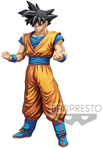 Banpresto Dragon Ball Z Grandista Son Goku#2 Manga Dimensions, Multicolor image