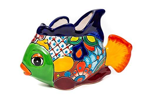 Enchanted Talavera Mexican Pottery Creature