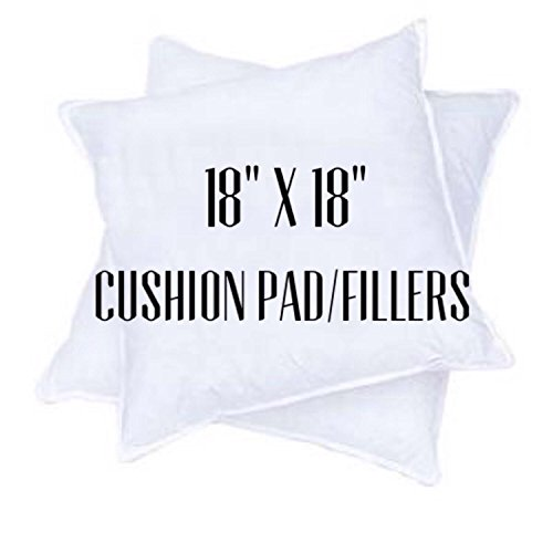 Rohi Pair of 18'x18' / 45x45cm Cushion Pads
